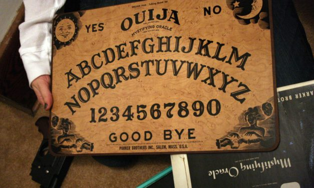 What the Ouija Board Revealed Stunned Researchers